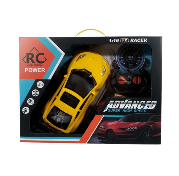Спортна кола с радиоконтрол