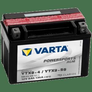 Varta Powersports AGM Изображение