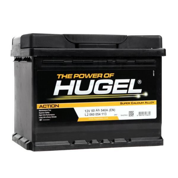 HUGEL 60Ah 540A