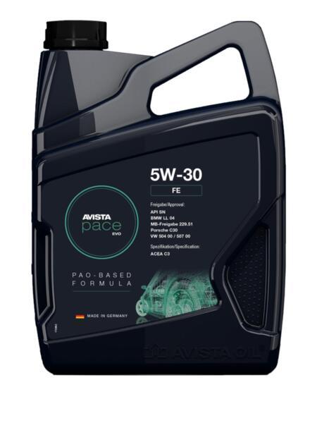 AVISTA PACE EVO FE 5W30 5L