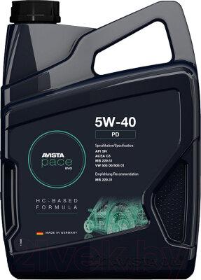 AVISTA PACE EVO PD 5W40 1L