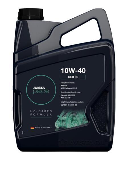 AVISTA PACE GER FS 10W40 5L