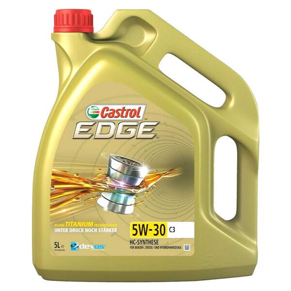 CASTROL EDGE MC3 5W30 5L