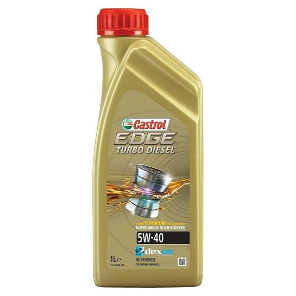 CASTROL EDGE TD 5W30 1L