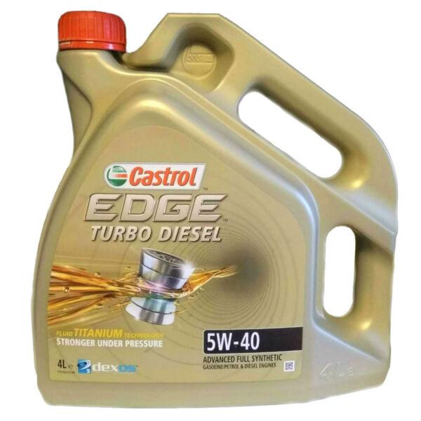 CASTROL EDGE TD 5W30 4L