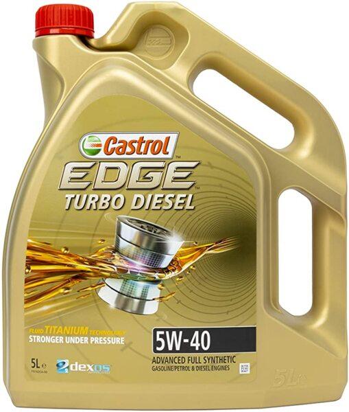 CASTROL EDGE TD 5W30 5L