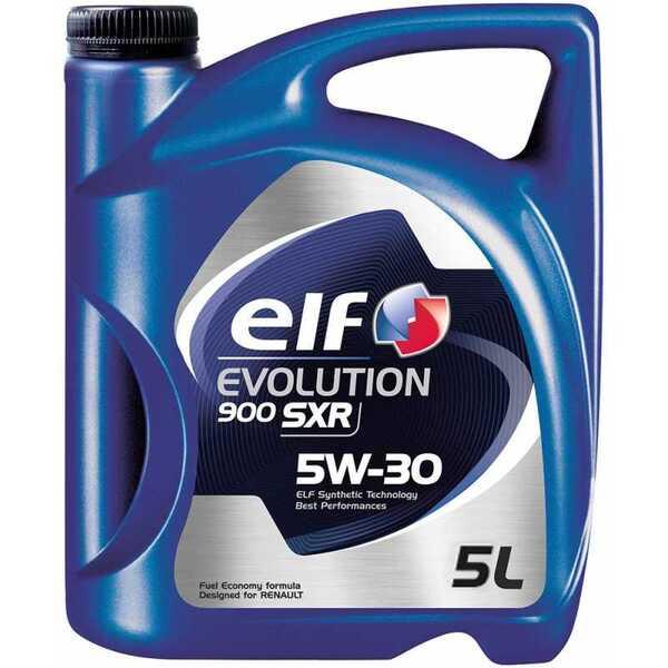 ELF EVOLUTION 900 SXR 5W30 5L