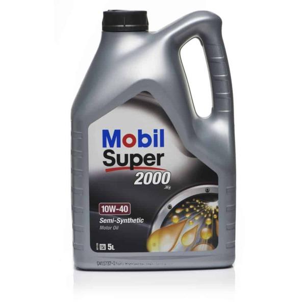MOBIL SUPER 2000x1 10W40 5L