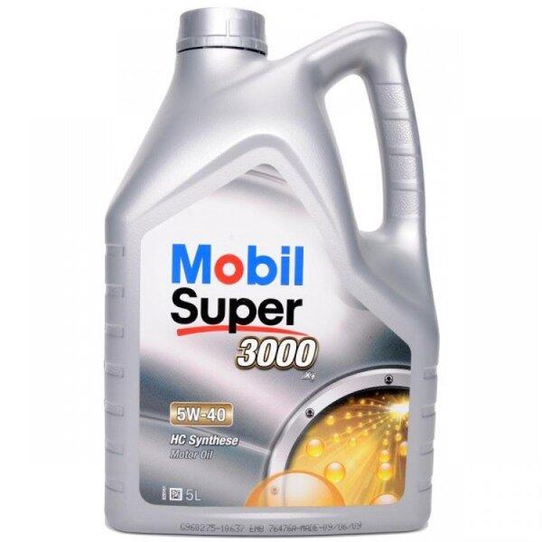 MOBIL SUPER 3000x1 5W40 5L