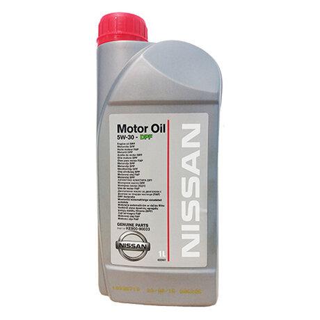 NISSAN OIL DPF 5W30 1L