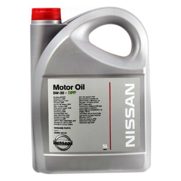 NISSAN OIL DPF 5W30 5L