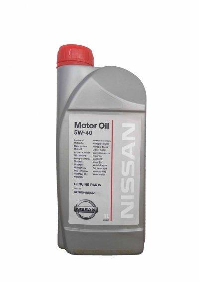 NISSAN OIL SN/CF 5W40 1L