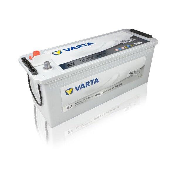 VARTA PROMOTIVE SILVER K7 145Ah 800A