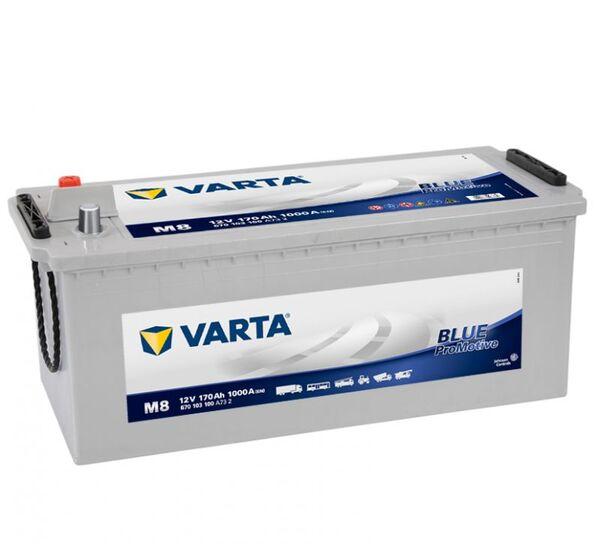 VARTA PROMOTIVE BLUE M8 170Ah 1000A