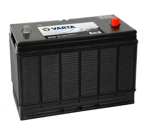 VARTA PROMOTIVE BLACK H13 102Ah 680A