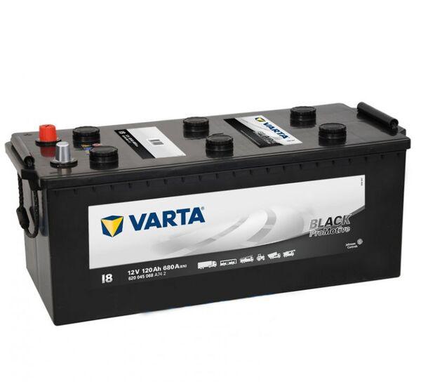VARTA PROMOTIVE BLACK I8 120Ah 680A