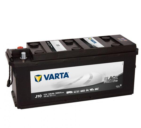 VARTA PROMOTIVE BLACK J10 135Ah 1000A