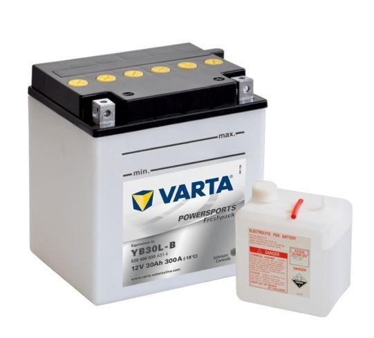 VARTA POWERSPORTS Freshpack 12V 30Ah 300A