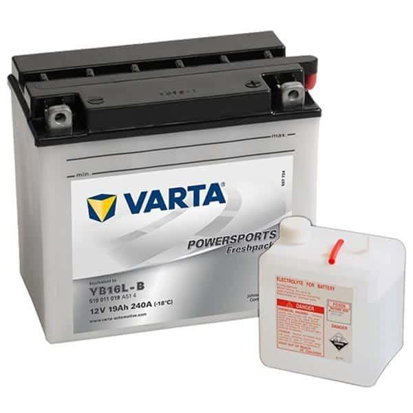 VARTA POWERSPORTS Freshpack 12V 19Ah 240A