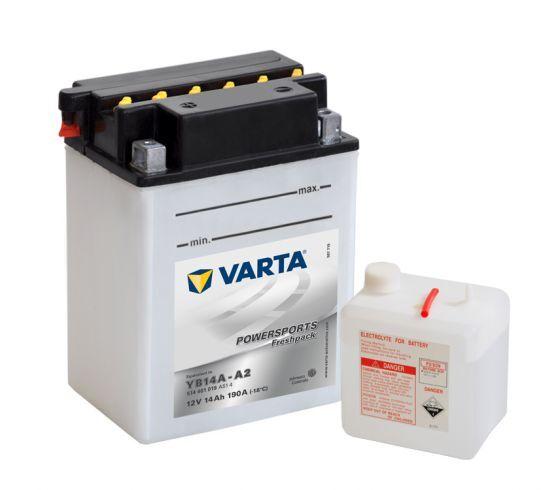 VARTA POWERSPORTS Freshpack 12V 14Ah 190A