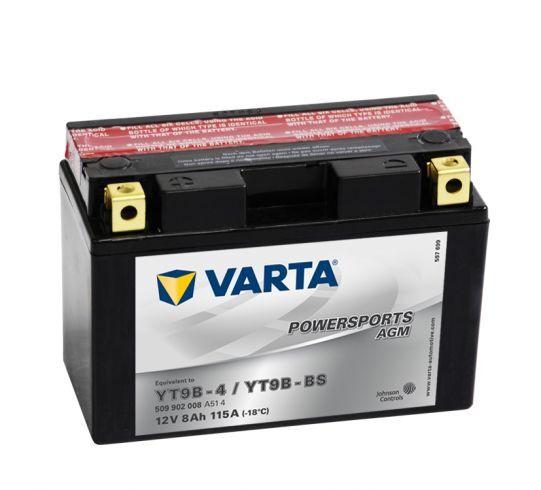 VARTA POWERSPORTS AGM 12V 8Ah 115A