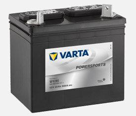 VARTA POWERSPORTS Gardening 12V 22Ah 340A