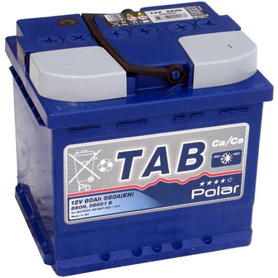TAB Polar Blue B60H 60Ah 560A