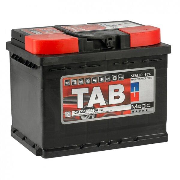TAB Magic 66Ah 640A