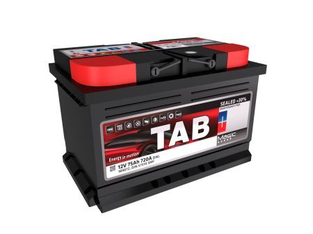 TAB Magic 75Ah 720A