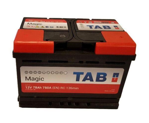 TAB Magic 78Ah 750A