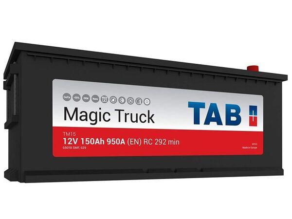 TAB Polar Truck TМ15 150Ah 1300A