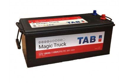 TAB Polar Truck TМ18 180Ah 1100A