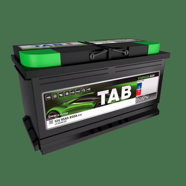 TAB AGM AG95 95Ah 850A