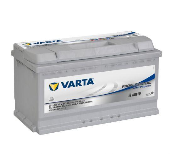 VARTA Professional Dual Purpose 12V 90Ah 800A