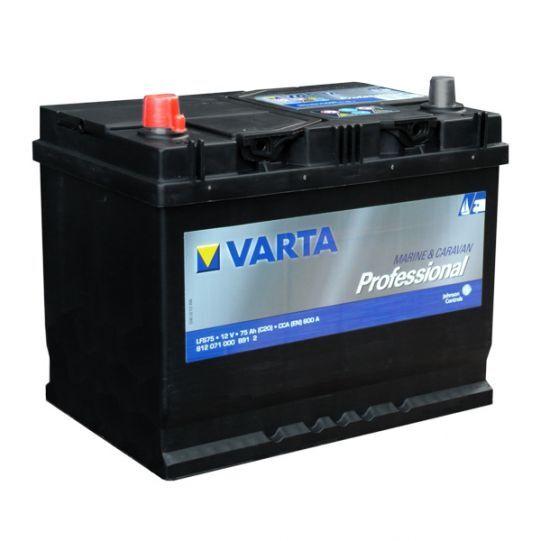 VARTA Professional Starter 12V 75Ah 600A