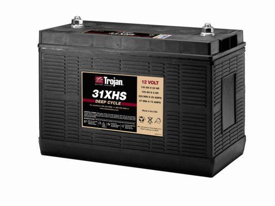 TROJAN T2 TECHNOLOGY™ 12V 130Ah