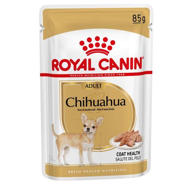 ROYAL CANIN CHIHUAHUA ЧИХУАХУА ПАУЧ 85 гр.