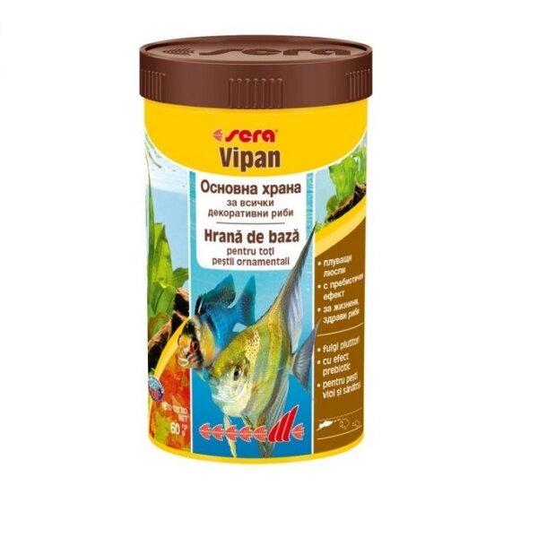 Храна за рибки Vipan Nature 1000 мл.