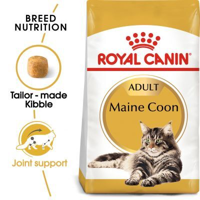 ROYAL CANIN Maine Coon МЕЙН КУУН 4 кг.