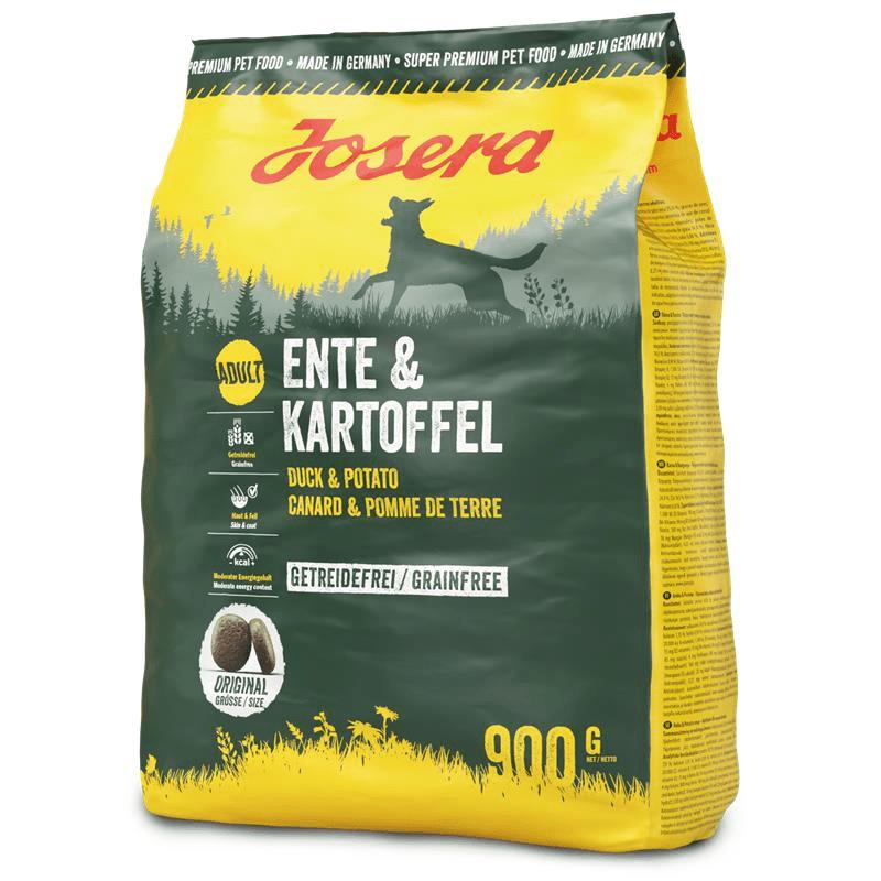 JOSERA DOG ENTE & KARTOFFEL
