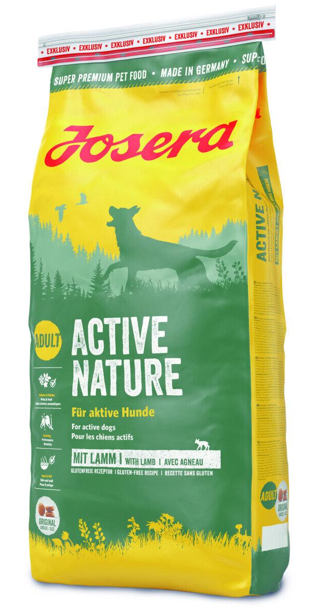 JOSERA DOG ACTIVE NATURE
