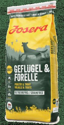 JOSERA DOG POULTRY & TROUT