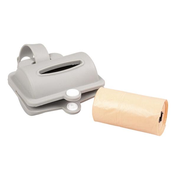 Duvo силиконов диспенсър за торбички