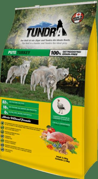 Tundra Пуйка - храна за кучета в зряла възраст