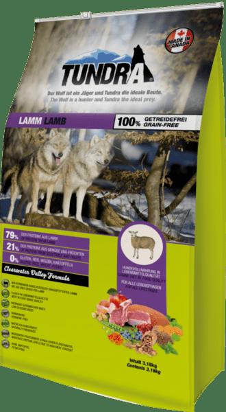 Tundra Агне - храна за кучета в зряла възраст