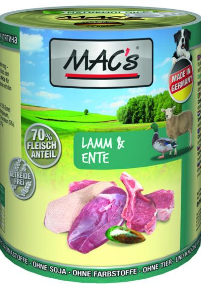 Mac's агне и патица