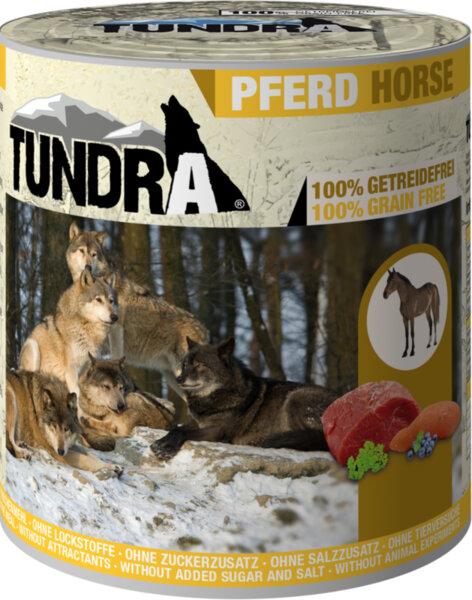 Tundra конско