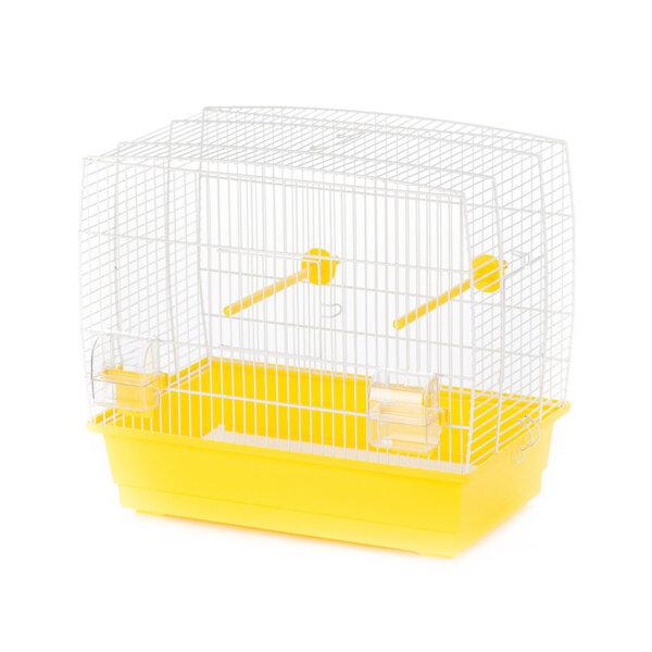 Duvo Natalia 2 клетка за птици синя или жълта  46 х 28 х 42 см.