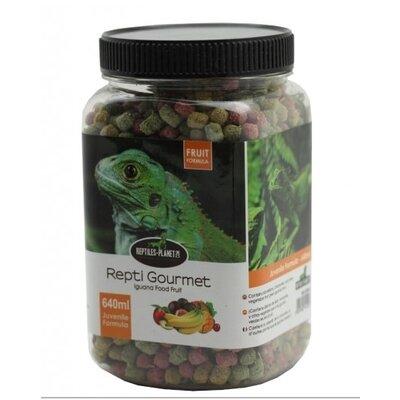 Храна за млади игуани REPTI GOURMET 640мл.