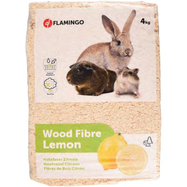 FLAMINGO ТАЛАШ - 4кг. Лимон